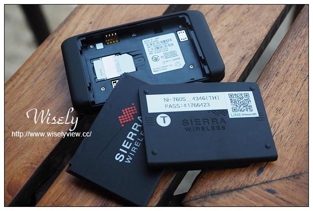【體驗】泰國無線網路分享器。赫徠森(Horizon) :NI-760S(D)@AIS 3G大容量600MB/天 - WISELY's 拍拍照寫寫字