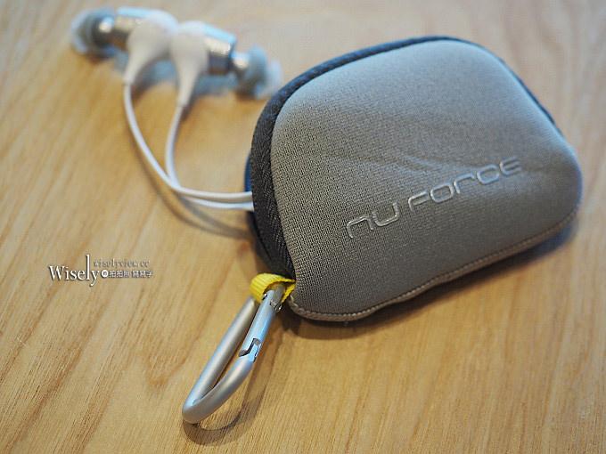 《開箱。藍牙耳機》(奧圖碼) Optoma NuForce BE Lite3:10小時續航、內建麥克風、防彈絲強化耳機線 & 運動防汗適用 ...