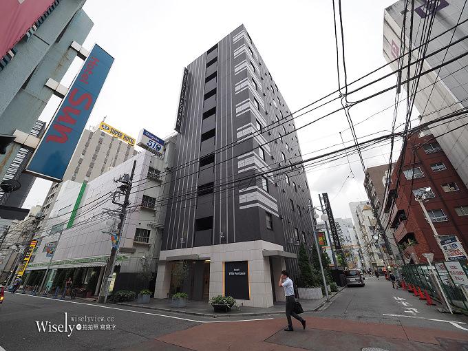 《日本。新宿住宿》Hotel Villa Fontaine:便宜舒適近車站與歌舞伎町,銀座購物只要15分鐘 – WISELY's 拍拍照寫寫字