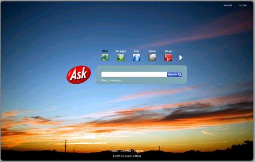ask.com skins