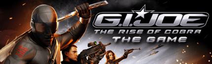 GIJOE Game  Label