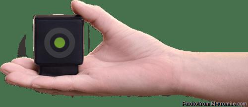 Metronome-device-palm
