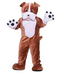 Bull Dog Mascot Pet Costume
