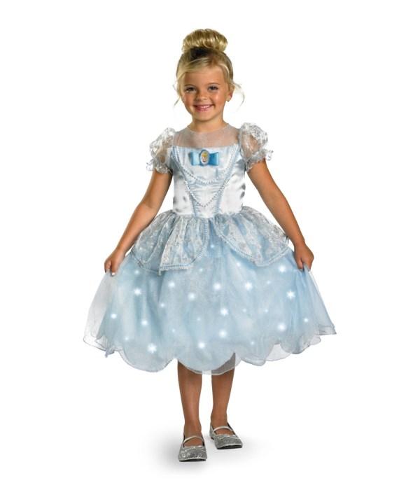 Disney Princess Cinderella Costume Girls