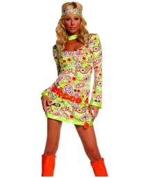 70s Hippie Costumes for Women
