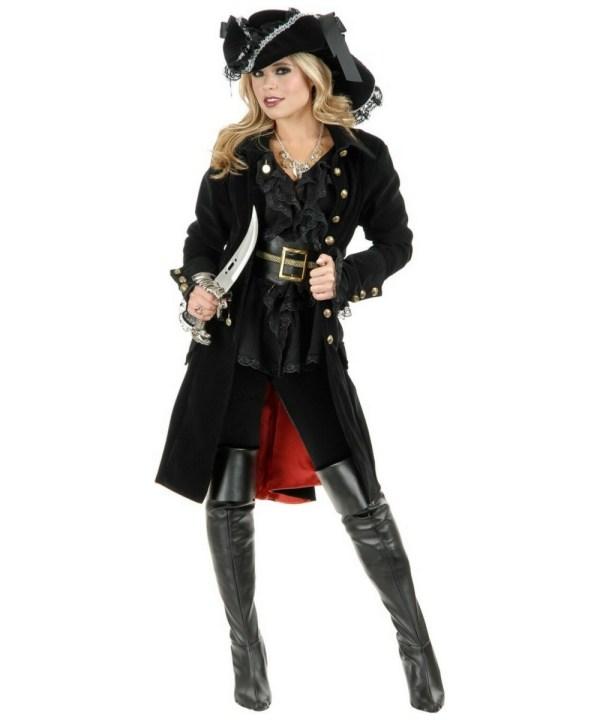 Adult Female Pirate Costumes