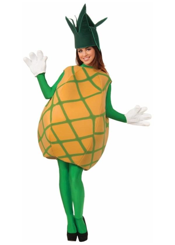 Pineapple Costume - Food Costumes