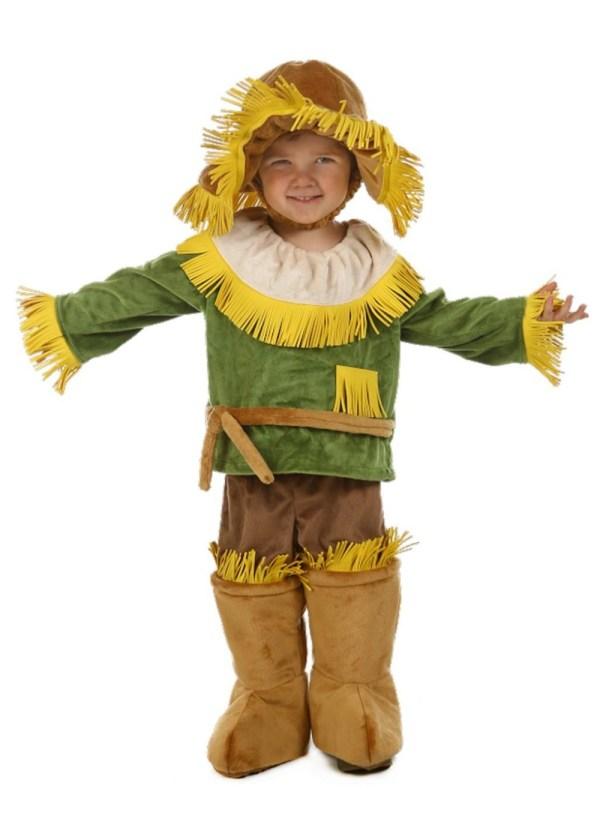 Wizard Of Oz Scarecrow Boys Costume - Movie Costumes