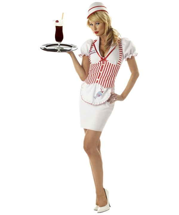 Adult Soda Sweetie Halloween Costume