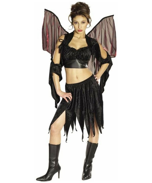 Gothic Fairy Costume - Halloween Costumes