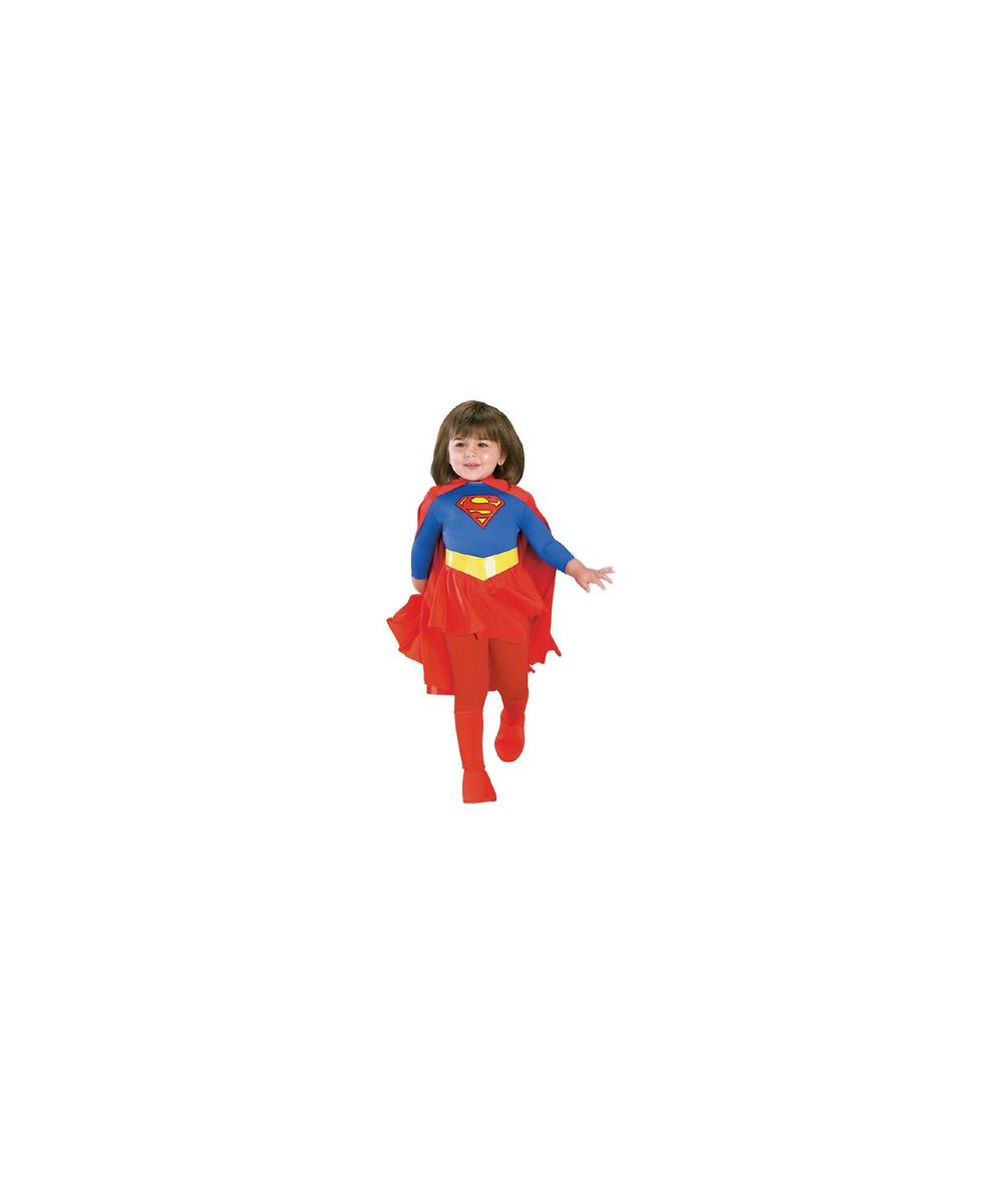 Super Girl Kids Superhero Costume Kids Movie Costumes