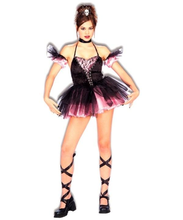 Dark Ballerina Costume - Halloween Costumes