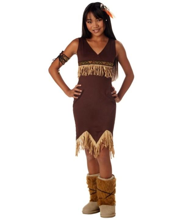 Indian Princess Costume - Kids Costumes