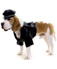 Biker Dog Costume - Biker Biker Costume