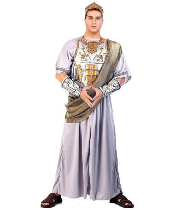 Greek Zeus Adult Costume - Men Costumes