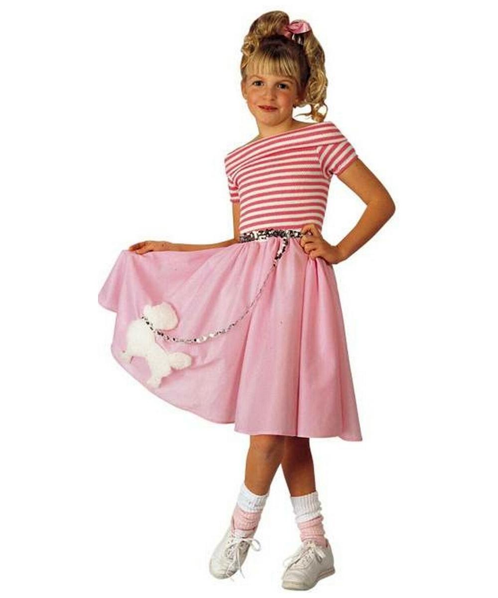 Nifty Fifties Costume  Kids Costume  50s Halloween
