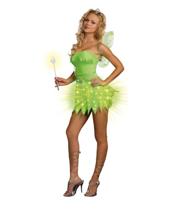 Bright Sprite Costume - Adult Fairy Halloween Costumes
