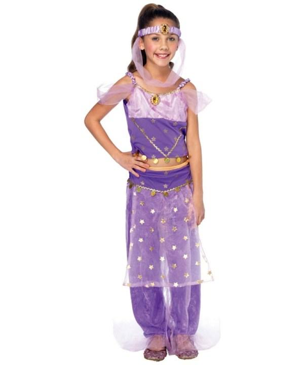 Genie Magic Kids Costume - Girl Costumes