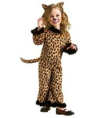 Leopard Pretty Baby Costume - Girl Leopard Costumes