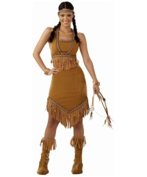 Native American Costume Adult