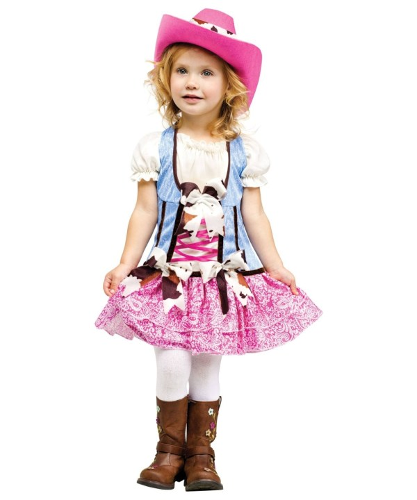 Cowgirl Rodeo Sweetie Baby Costume - Costumes