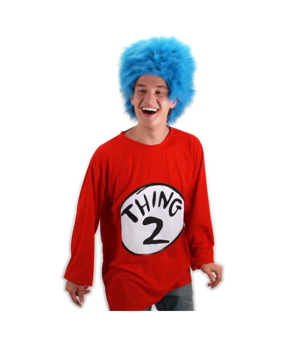 Thing 1 And Thing 2 Images : thing, images, Adult, Thing, Seuss, Costume
