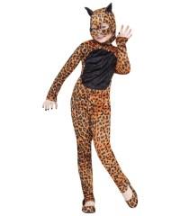 Cheetah Girl Kids Halloween Costume - Girls Costumes