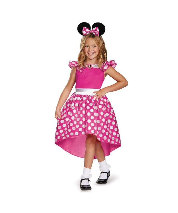 Pink Minnie Mouse Costume Toddler