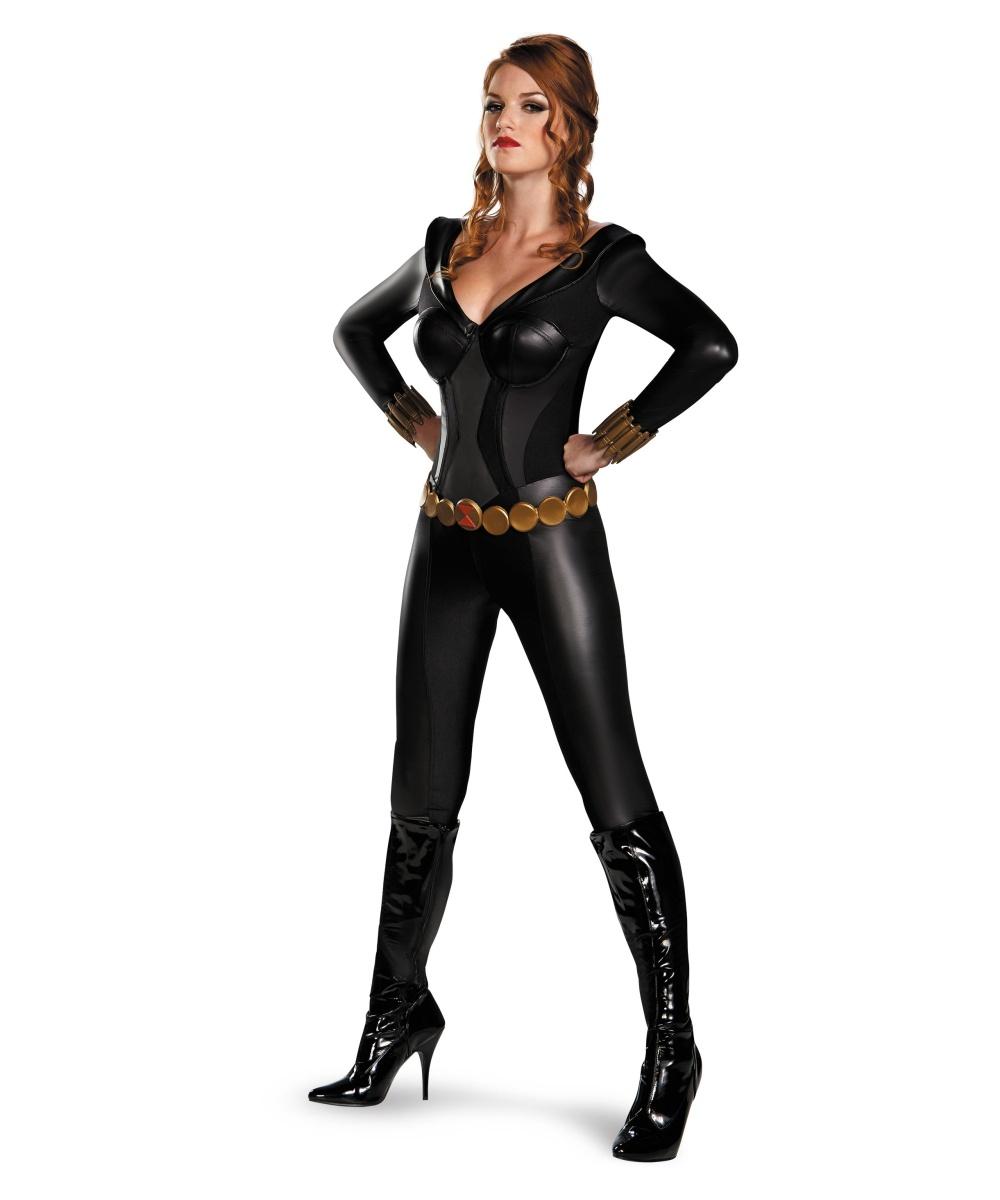 Girl Mascot Costume Wallpaper Black Widow Bustier Womens Costume Women Costume
