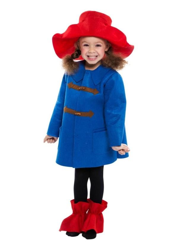Blue Coat Bear Baby Costume - Tv Show Costumes