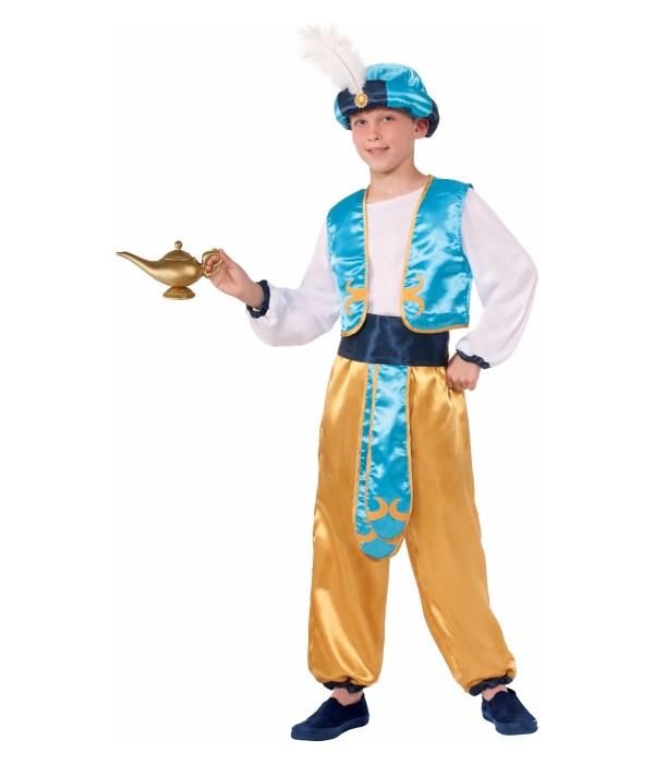Aladdin Brave Arabian Boys Costume - Disney Costumes