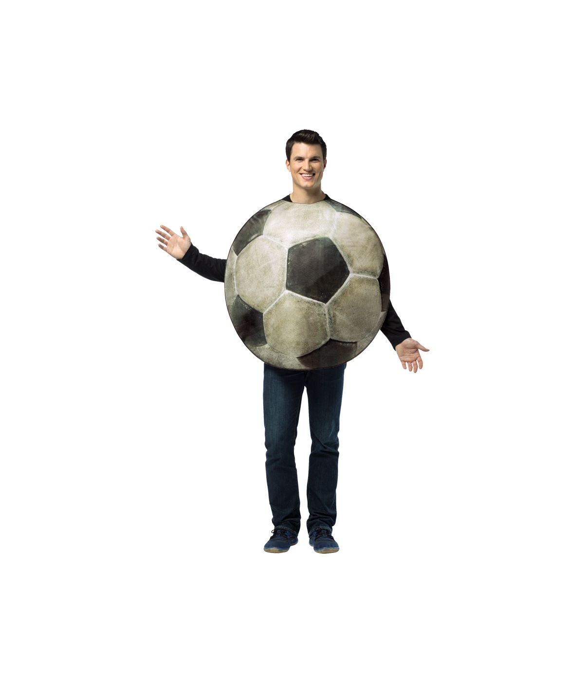 Get Real Soccer Ball Costume  Sport Costumes