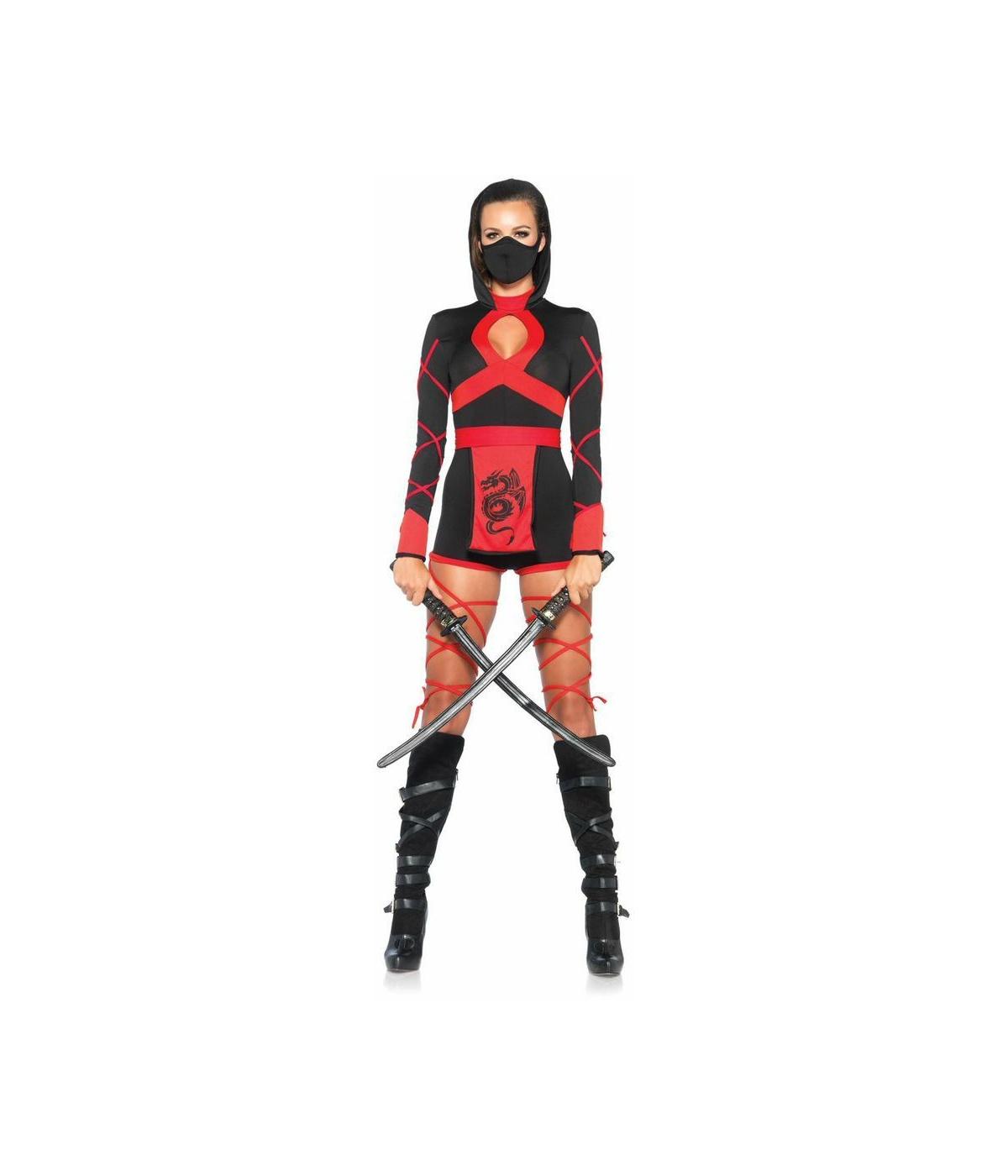 Girl Mascot Costume Wallpaper Fiery Dragon Womens Ninja Costume Sexy Costume