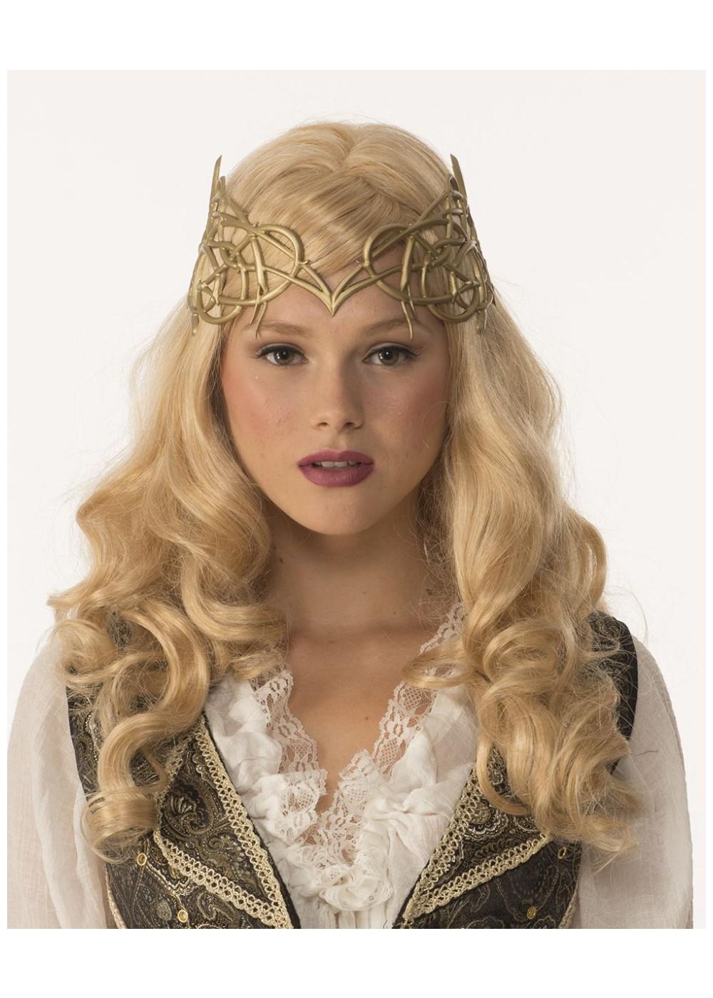 Celtic Girls Tiara  Accessories