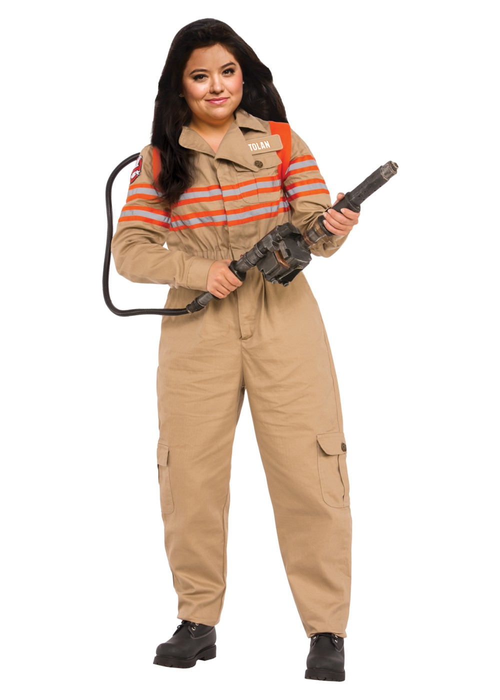 Ghostbusters Plus size Women Theatrical Costume  Movie Costumes