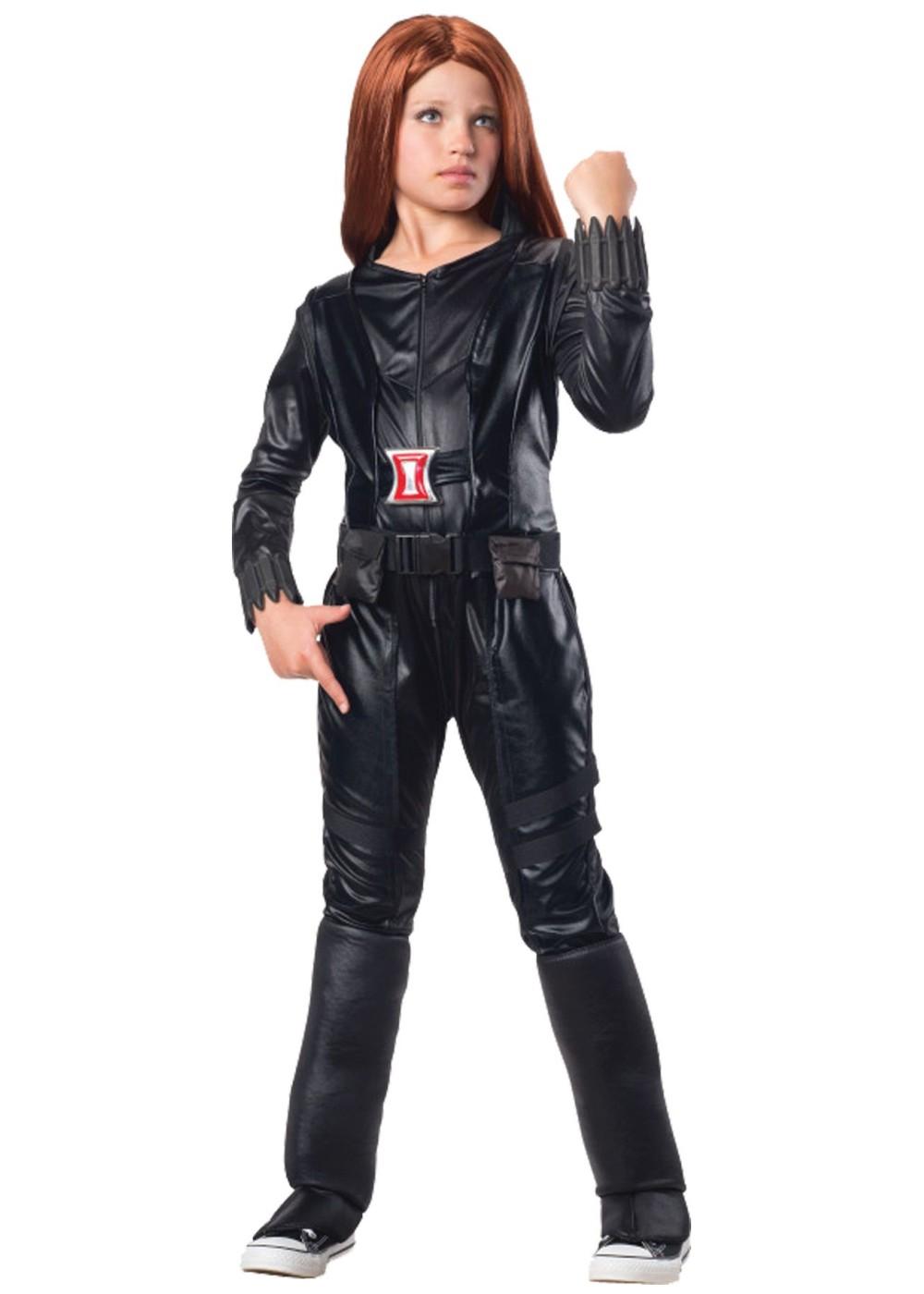 Girl Mascot Costume Wallpaper Marvel Black Widow Girls Costume Girls Costume