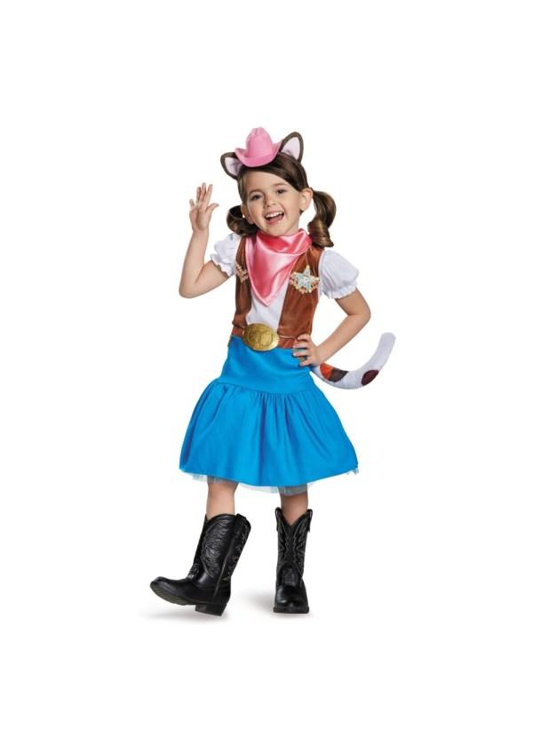 Girls Sheriff Callie Costume - Cowboy Costumes