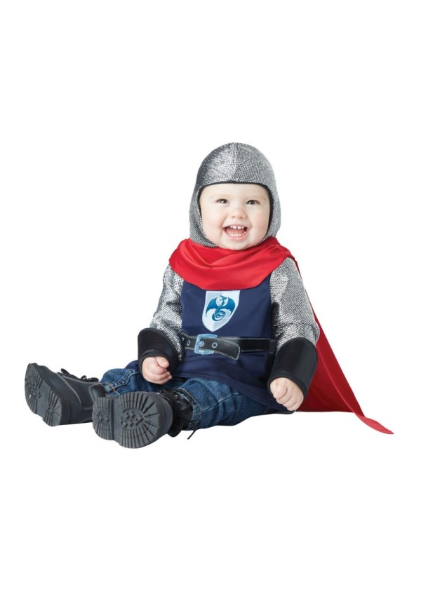 Lil Knight Baby Costume - Renaissance Costumes