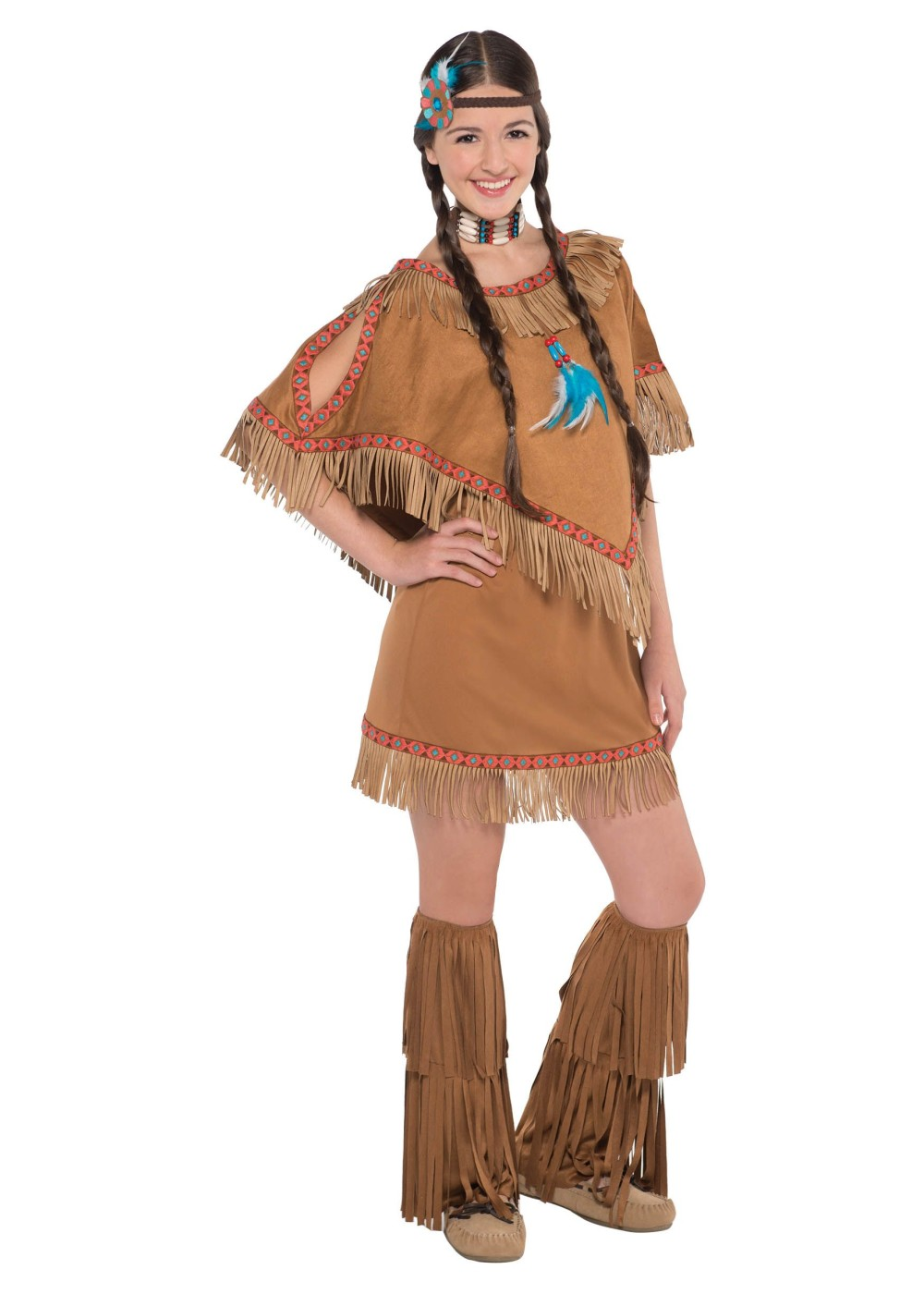 Cowboy Girl And Couples Costume