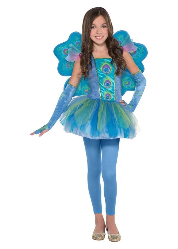 Peacock Style Princess Costume - Animal Costumes