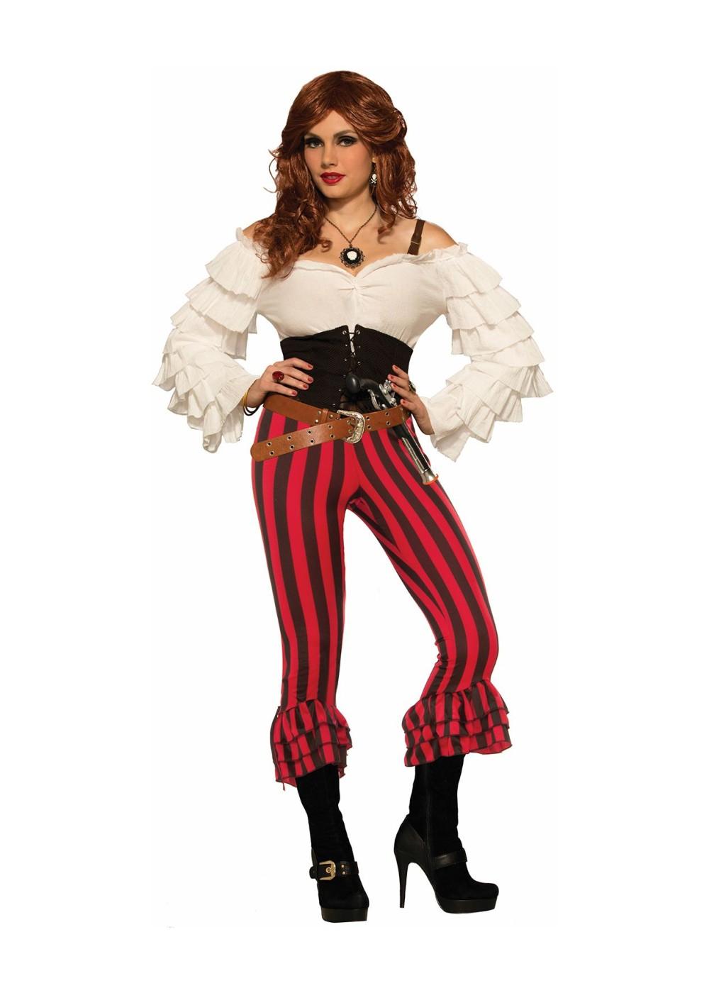 Pirate Pants Women  Pirate Costumes