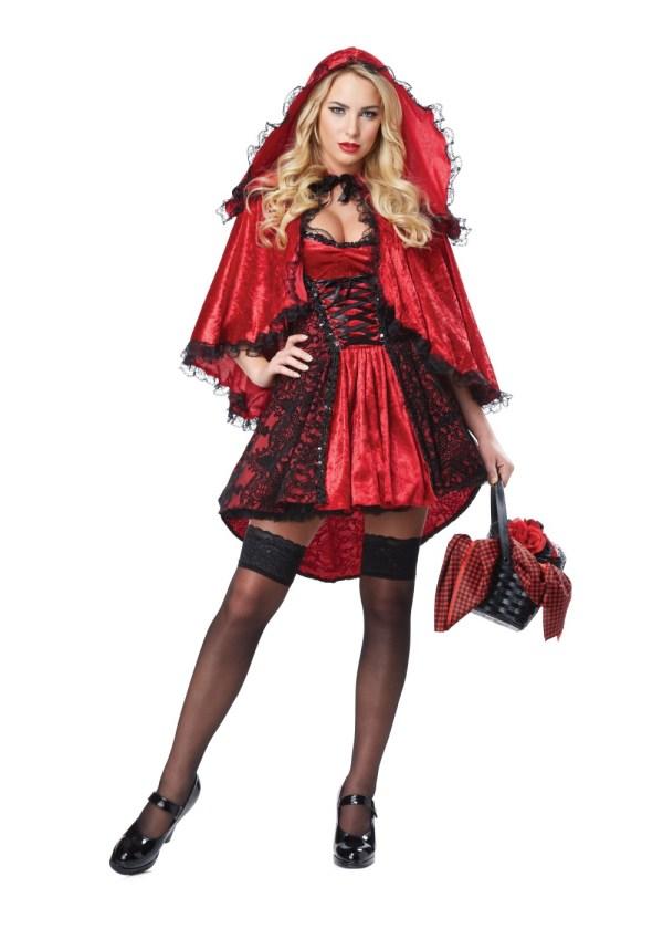 Red Riding Hood Women Costume - Movie Costumes