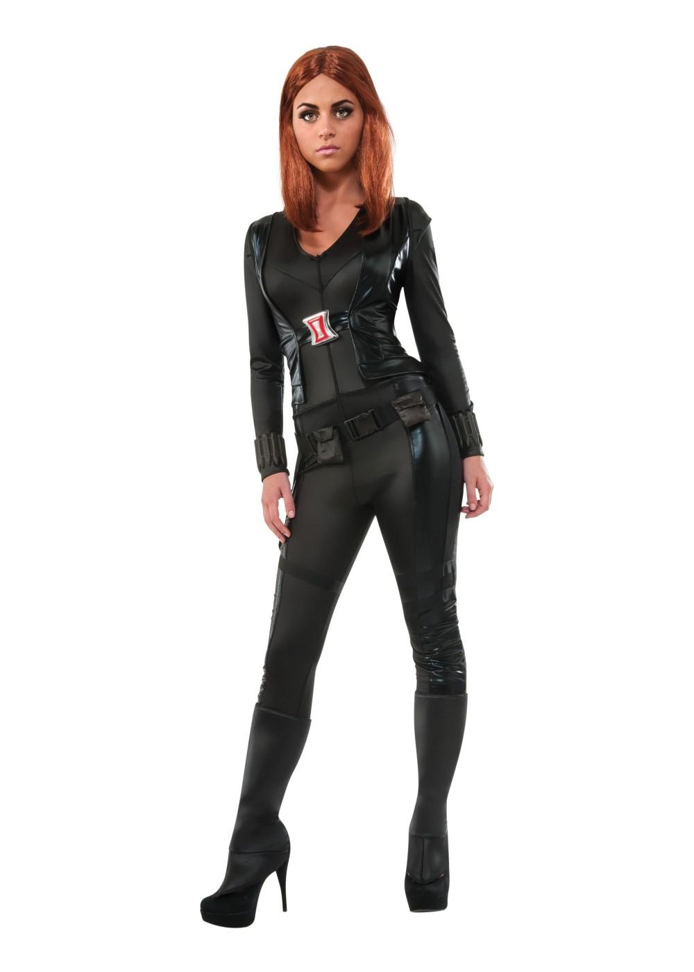 Hd Zombie Girl Wallpaper Black Widow Women S Costume Women Costume