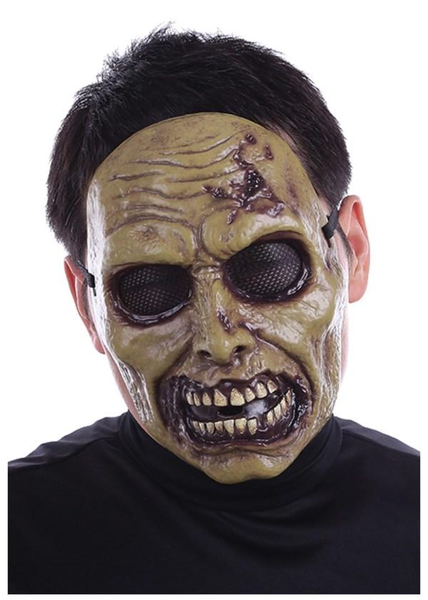 Zombie Injection Mask - Masks