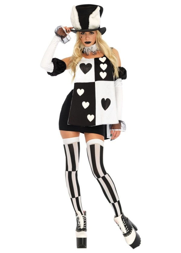 Alice In Wonderland White Rabbit Women Costume - Sexy Costumes
