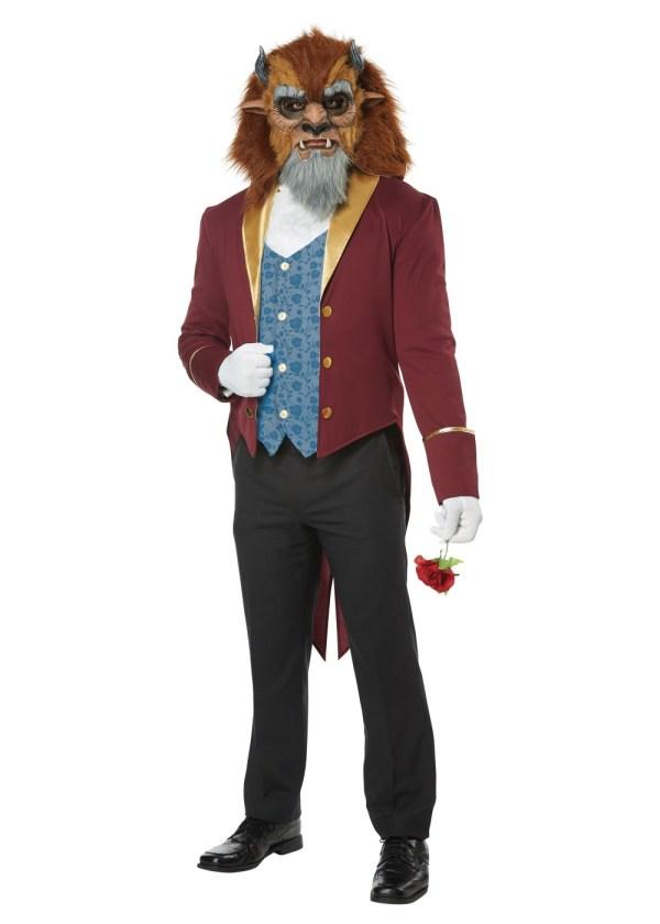 Storybook Beast Men Costume - Disney Costumes