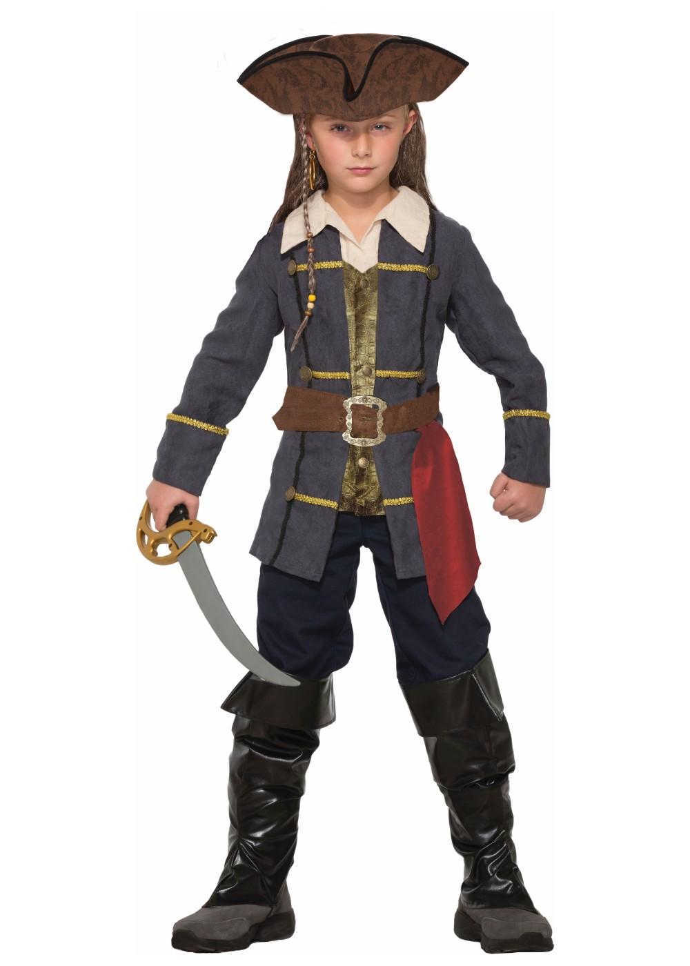 Pirate Captain Boys Costume Pirate Costumes