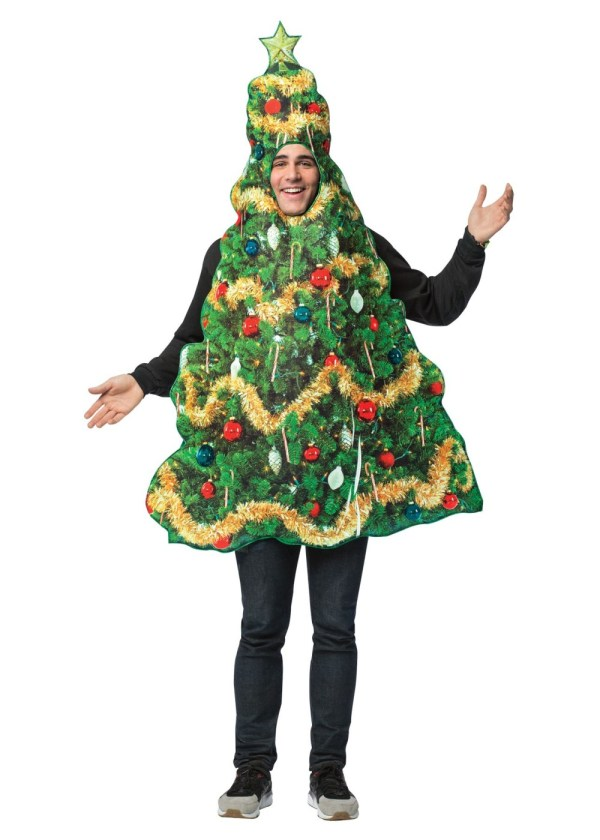 Christmas Tree Costume - Holiday Costumes