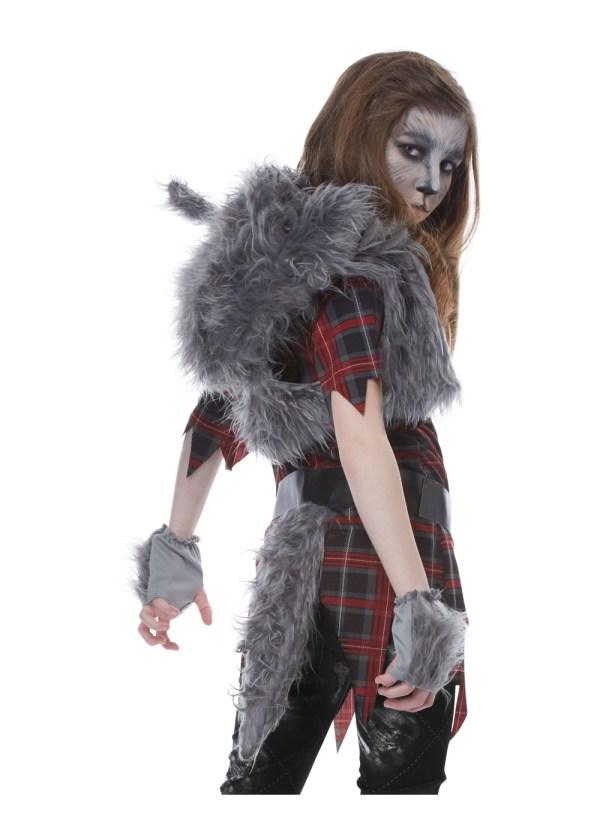 Werewolf Girls Costume - Scary Costumes