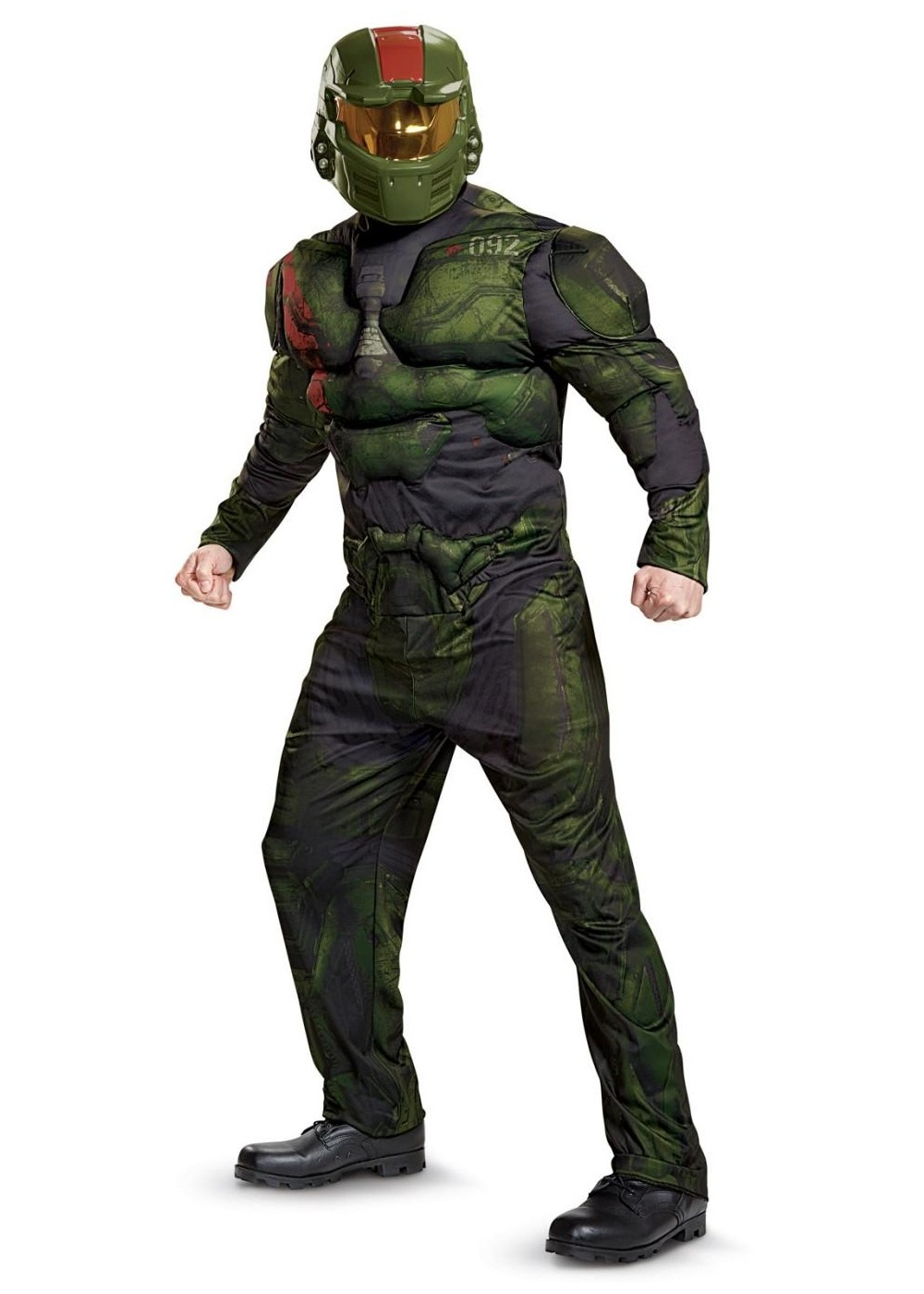 Halo Wars 2 Jerome Mens Costume  Video Game Costumes